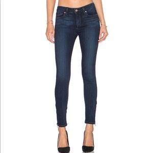 Paige Hoxton Ultra Skinny with ankle zippers